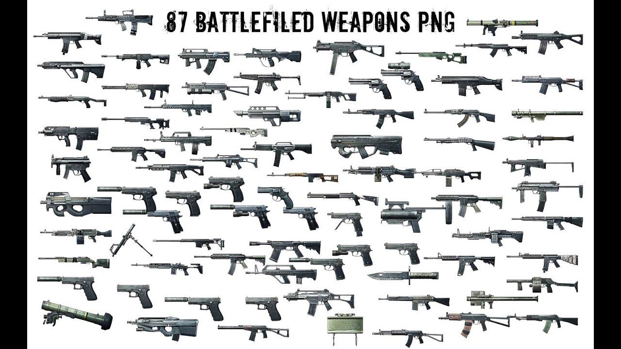 Battlefield 3 Vs Battlefield 4 Gun Sounds Comparison