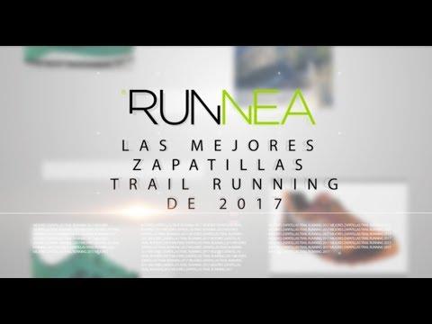 Las mejores zapatillas trail running 2017