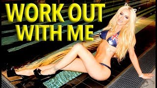 Video YOU WANT A HOT BODY? My Work Out Routine | Gigi download MP3, 3GP, MP4, WEBM, AVI, FLV Oktober 2017