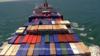 Doors Open: An Open China towards the World