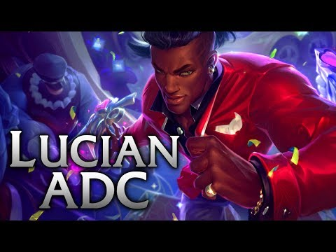 Heartseeker Lucian ADC - League of Legends Commentary