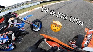 KTM 125 & TM 125 NoLimits + CRASH