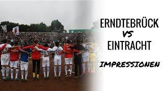 Erndtebrück vs. Eintracht | Impressionen | DFB-Pokal