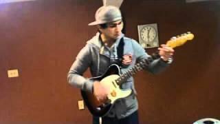 Maroon 5-Stutter (cover)