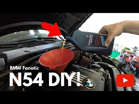 The ULTIMATE BMW N54 Oil Change DIY!