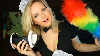 ASMR LIVE-cleaning your ears by NICE MAID/ ASMR Stream