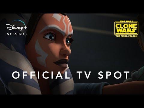 Star Wars: The Clone Wars | Official TV Spot | Disney+