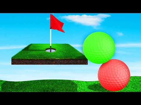 CO-OP CRAZY MINI GOLF?! (Golf It)