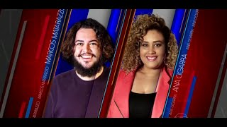 Marcos Matarazzo x Ana Cigarra (Woman in Chains - Tears For Fears) The Voice Brasil 2015