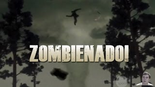 Z-Nation ZombieNado! Season 1 Episode 5 - Home Sweet Zombie Review!