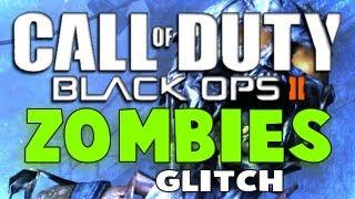 Black Ops 2 - MICHAEL JACKSON GLITCH! (Funny Zombies Glitch)