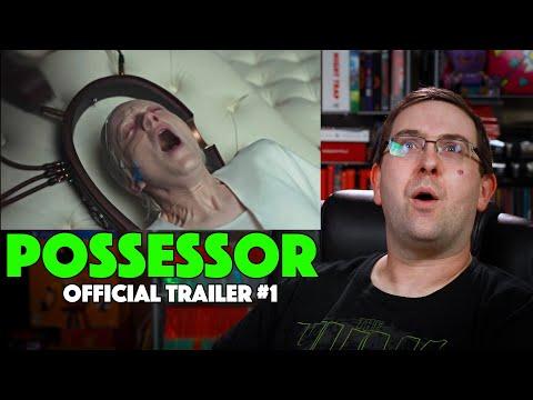 REACTION! Possessor Trailer #1 – Jennifer Jason Leigh Movie 2020