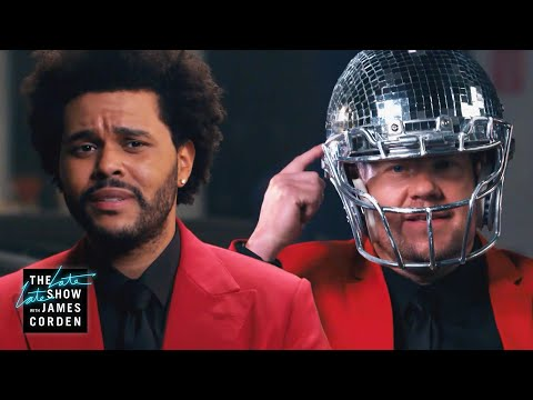 Can James Save The Weeknd's Super Bowl Halftime?