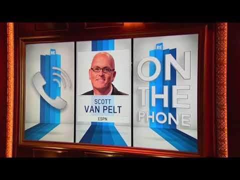 Scott Van Pelt Insults ESPN's Critics — 1117