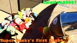 Plants vs. Zombies Plush: Super Ducky's First Flight
