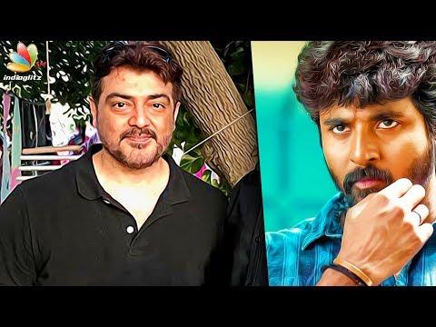 Velaikaran's Tribute To Thala Ajith! | Sivakarthikeyan, Nayanthara, Viswasam | Latest Cinema News