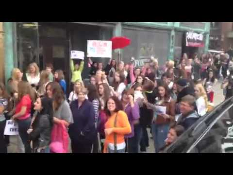 OneD at the Fox Detroit