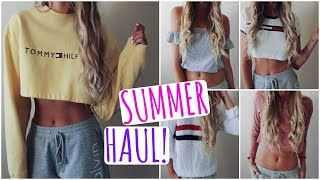 Huge Summer Try-On Haul!