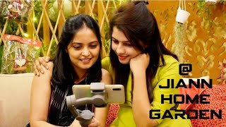 hi dears, A visit to jiann home garden.. Yes this video a all about...