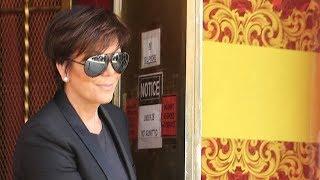 Kris Jenner Leaves Medical Marijuana Doctor A Happy Woman [2014]