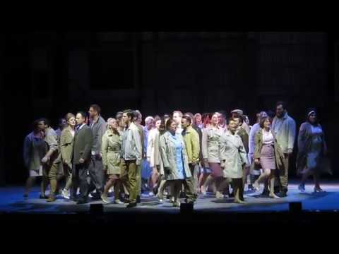 Storm Clouds - Made in Dagenham the musical