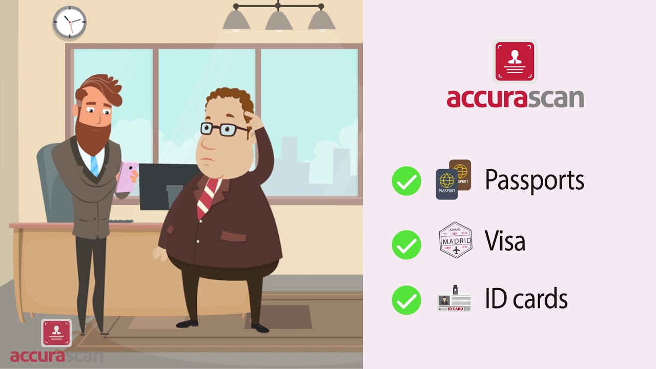 A story of 2 Travel Agents - Accura Scan benefits