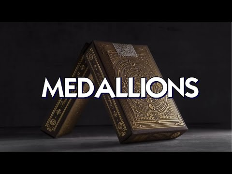 Deck Review - Medallions Playing Cards By Theory 11