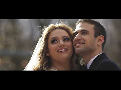 DJ Roy Baron - Chanie Greenfeld & Yeruchem Chait Wedding Highlights Video