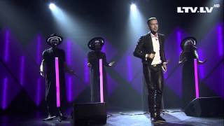 Markus Riva - Lights On (Eurovision Song Contest 2014)