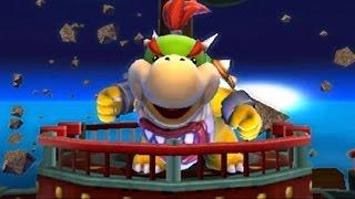 Super Mario Galaxy Walkthrough - Part 13 - Drip Drop Galaxy and Bowser Jr.