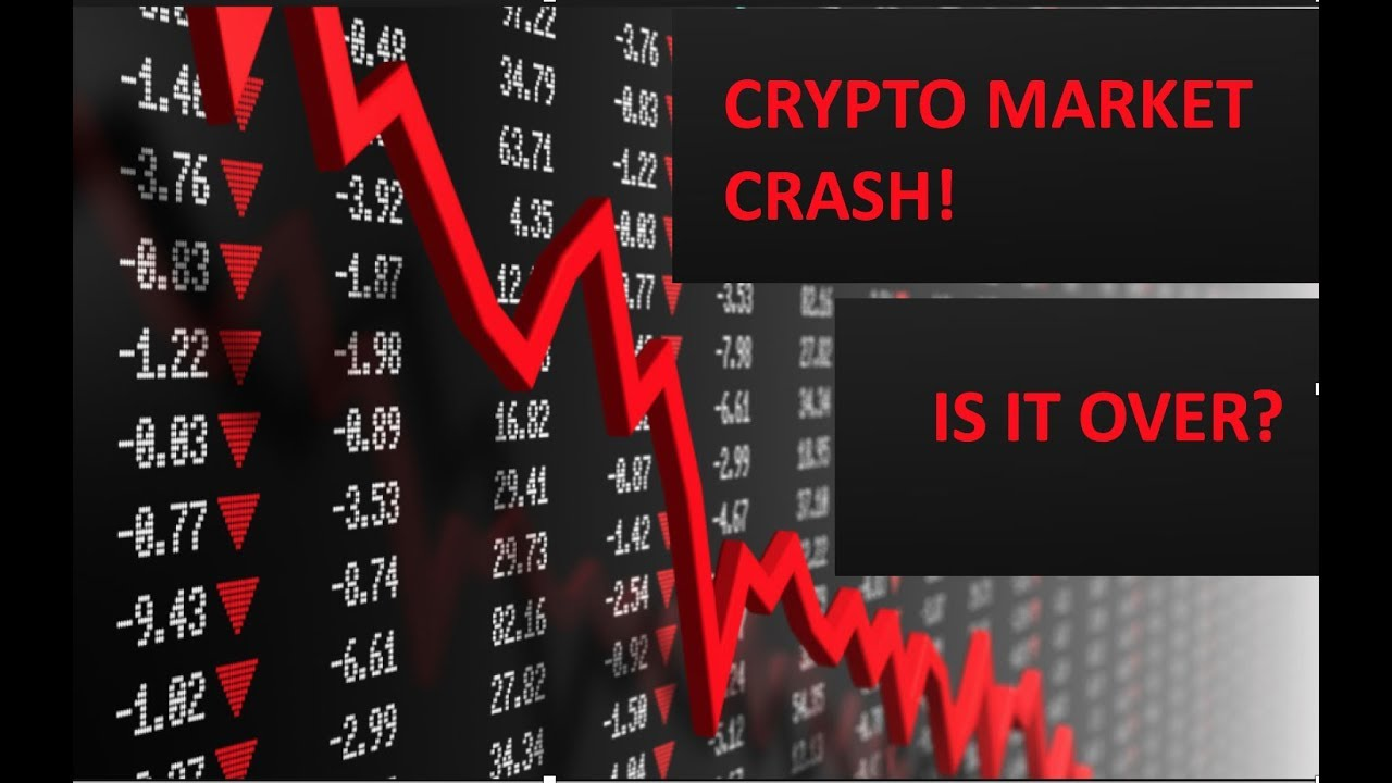 What caused the Crypto crash and is it over?