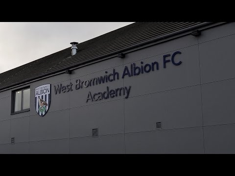 BEHIND THE SCENES | West Bromwich Albion Academy