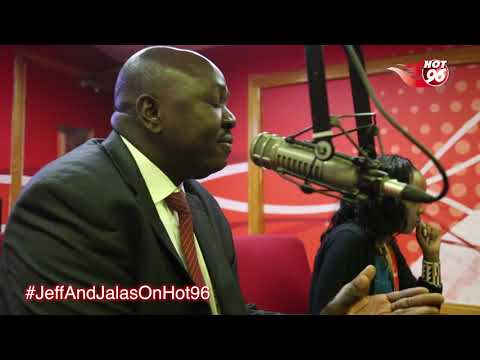 Assistant Inspector General of Police response to Babu Owino's remarks