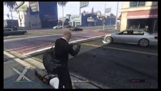 GTA 5 OFF ROAD IN THE NEW TRUCK CANIS KAMACHO & PAC STANDARD REPLAY GLITCH
