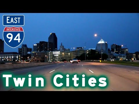 I-94 East thru the Twin Cities