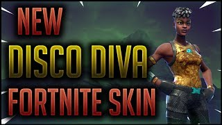 *NEW* Disco Diva Skin Funk Ops - Fortnite Item shop [December 30th, 2018] (Fortnite Battle royale)