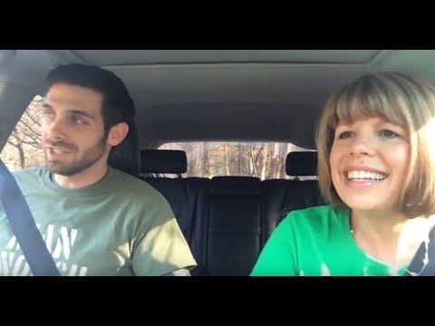 Carpool Karaoke #3: Eric