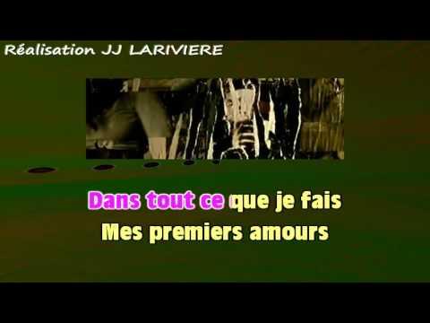 CELINE DION   JE NE VOUS OUBLIE PAS I G JJ 1 Karaoké - Paroles