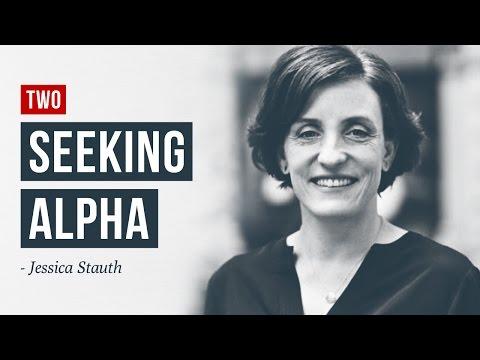 Q2: Seeking Alpha? Try Alpha Factors · Jessica Stauth