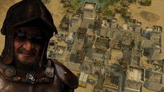 Stronghold Crusader 2 Skirmish - The Wolf vs SergiuHellDragoonHQ