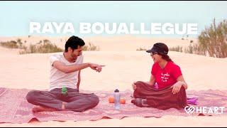 Voyage dans le désert avec Raya Bouallegue et Tunisian Campers - PART I