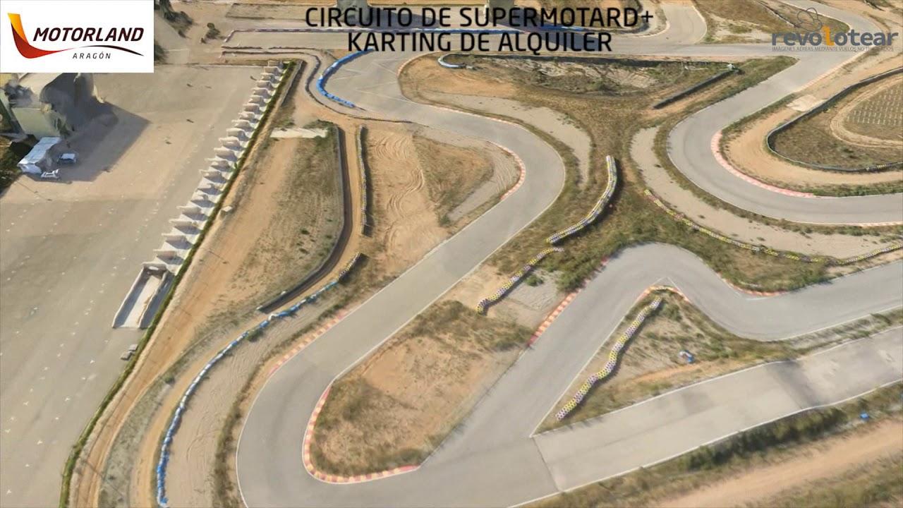 Circuito Motorland : El circuito de karting alquiler y supermotard