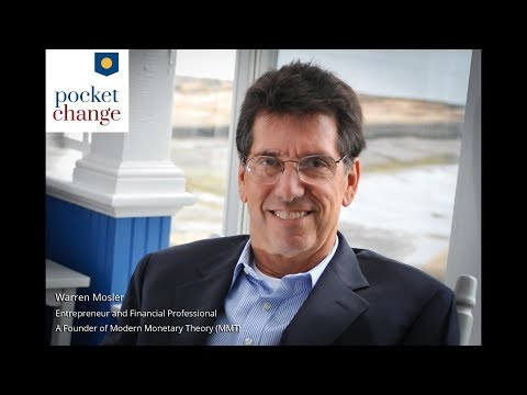 MMT, US Economy, Trump's Trade Policy   Warren Mosler   Pocket Change Podcasts Aug 2018