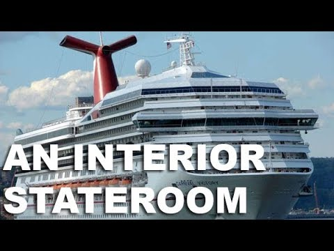 Carnival Victory Cruise Ship Cabin Tour YouTube - Cruise ship victory