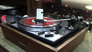 Christmas Is Tom T. Hall played on a Dual 1218 turntable YouTube Videos