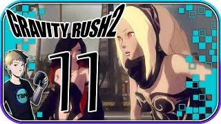 Gravity Rush 2 Walkthrough - Part 11: Fighting Back!