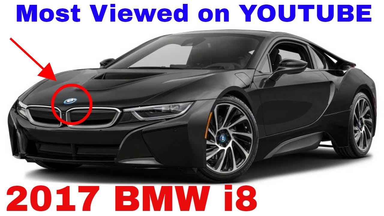 I8 Exterior: [HOT NEWS] BMW I8 All Black Interior And Exterior Features