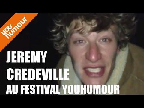 J-3 : Geremy Credeville au Festival Youhumour à Nantes !