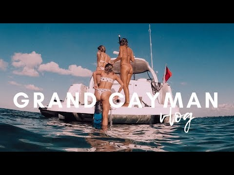 GRAND CAYMAN ISLANDS VLOG || STYLE LOBSTER