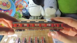 【Nゲージ@鉄道コレクション】東武8000系〝東武博物館動態保存車 ツートンカラー塗装@開封〟